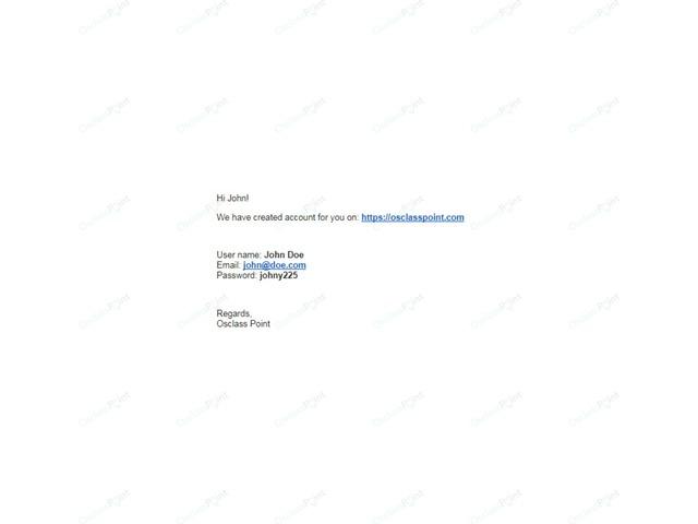 Auto Registration Plugin - Social and Authentication - Osclass plugins
