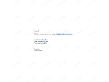 Auto Registration Plugin