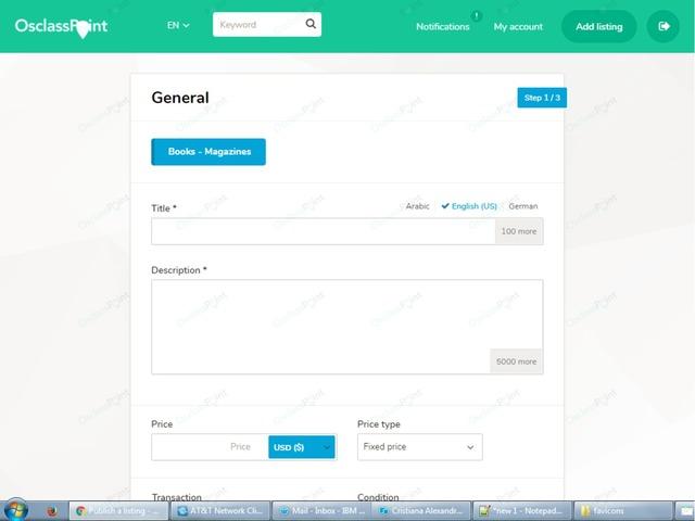 OsclassPoint.com - Stela Osclass Theme