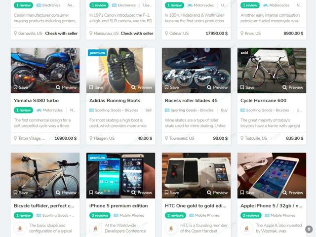 Osclass themes -  - OsclassPoint.com