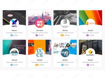 Business Profile Osclass Plugin -  - Osclass plugins