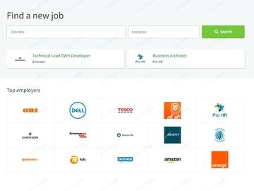 Osclass themes - CareerJob Osclass Job Theme